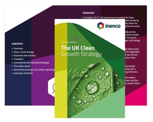 UK Clean Growth Strategy image
