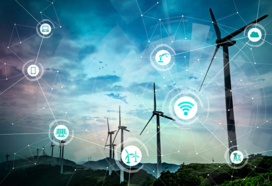 How will IoT and big data contribute to the energy sector?